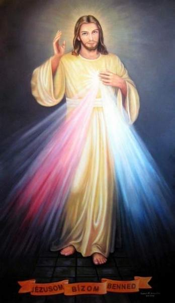 Isteni irgalmasság rózsafüzér