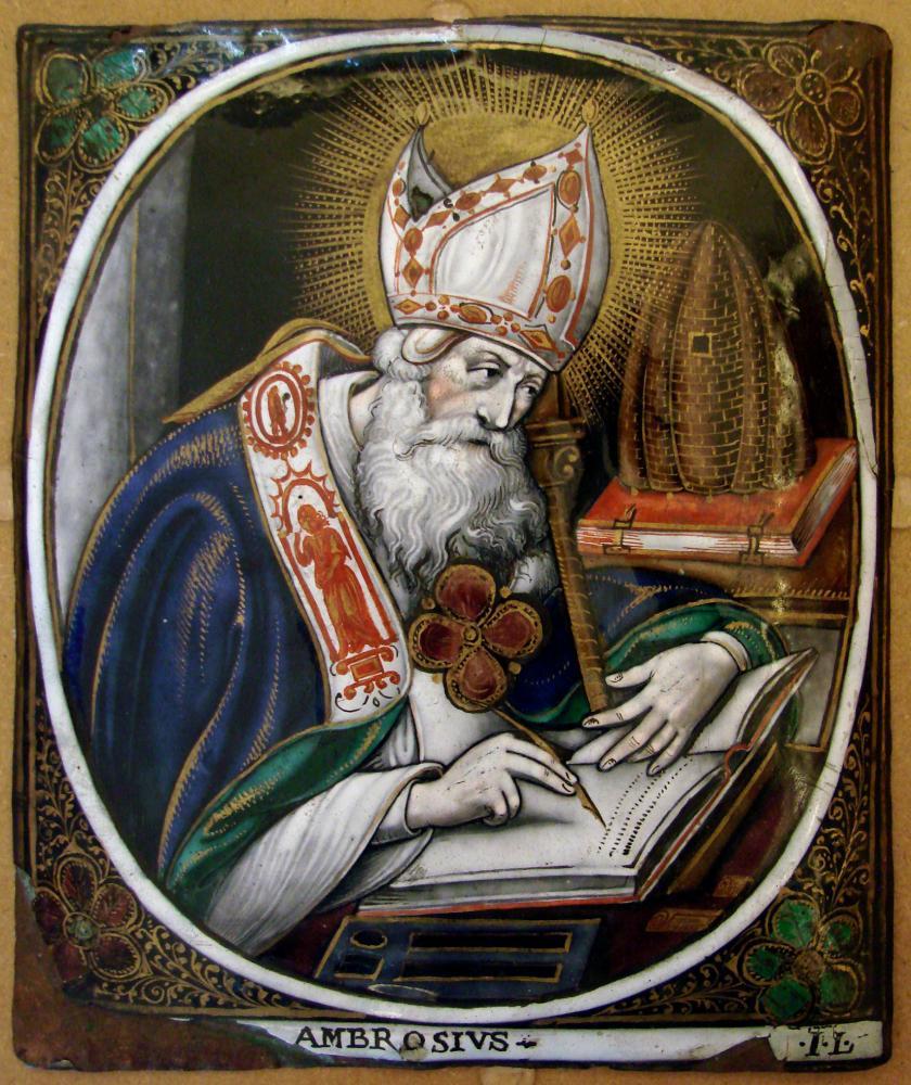 Esti ima - Szent Ambrus - 2