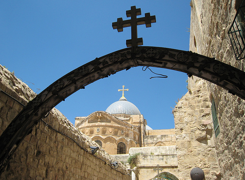 Dzsihadisták fenyegetik a jeruzsálemi keresztényeket