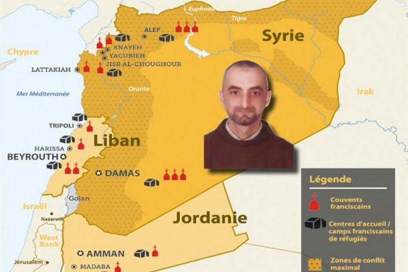 Papok, szerzetesek az iszlamisták fogságában Szíriában
