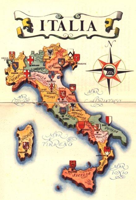 Itália földjén – Előszó