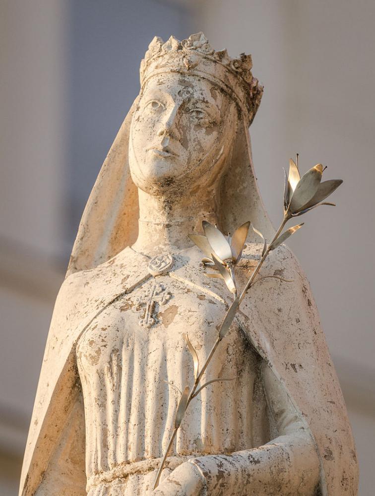 Július 24 - Árpád-házi Szent Kinga