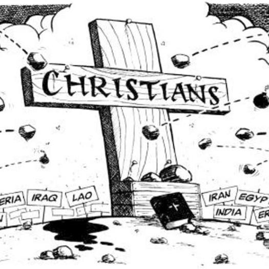 Nagy-Britannia - keresztényüldözés