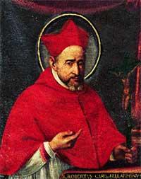 Szeptember 17- Bellarmin Szent Róbert egyháztanító