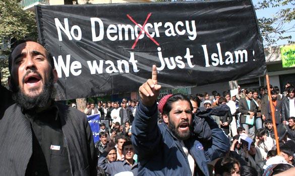 Az iszlám terjesztése a migránsok célja
