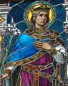 November 5 - Szent Imre herceg