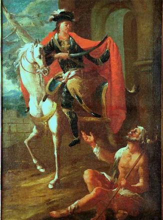 November 11- Tours-i Szent Márton püspök, a szombathelyi egyházmegye védőszentje