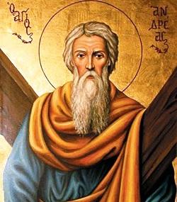 November 30 - Szent András apostol