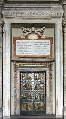 Országszerte és a külhonban is megnyílnak a szent kapuk a mai napon