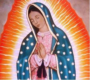 December 12 - Guadalupe-i Boldogságos Szűz Mária