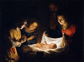 December 25 - Karácsony, Urunk születésének főünnepe