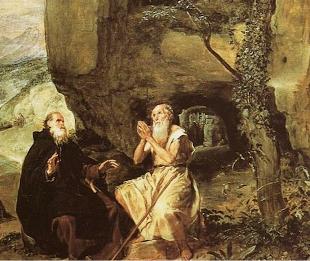 Január 15 - Remete Szent Pál