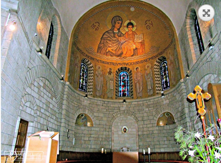 Újabb támadás ért egy szentföldi keresztény templomot