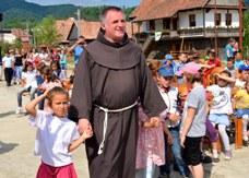 Böjte Csaba - szentmise