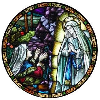 Február 11- Lourdes-i Boldogságos Szűz Mária (Betegek Világnapja)