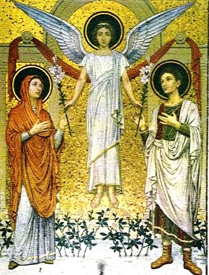Március 7- Szent Perpetua és Felicitász vértanú asszonyok