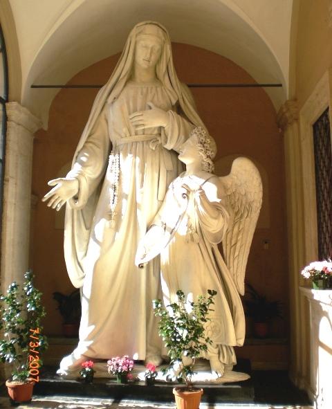 Március 9 - Római Szent Franciska