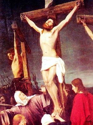 Április 19 - Nagypéntek, Jézus Krisztus kereszthalálának a napja