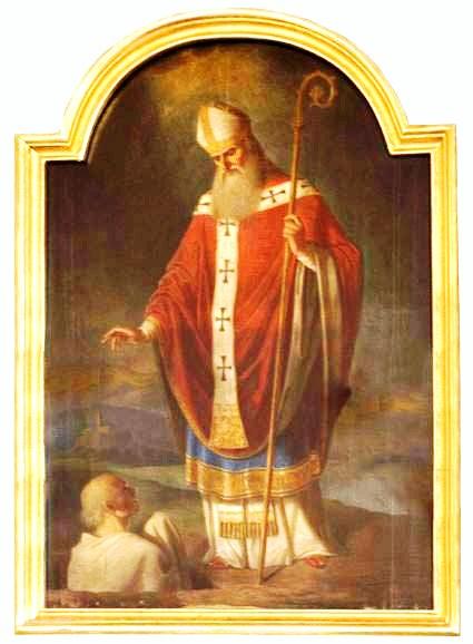 Április 11- Szent Szaniszló püspök, vértanú