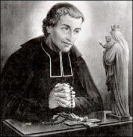 Április 28 - Grignion de Montfort Szent Lajos Mária