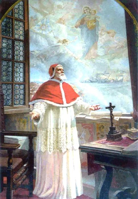 Április 30 - Szent V. Piusz pápa
