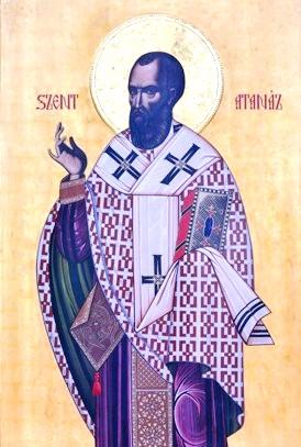 Május 2- Szent Atanáz püspök