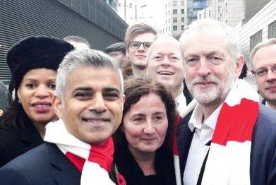 A muszlim Sadiq Khan London új polgármestere