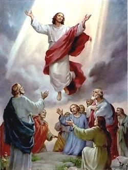 Május 24. - Urunk mennybemenetelének ünnepe