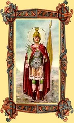 Május 12 - Szent Pongrác vértanú