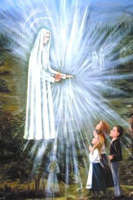 Május 13- Fatimai Boldogságos Szűz Mária