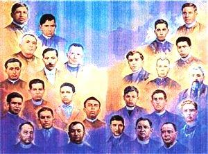 Május 21. - Magallán Szent Kristóf és társai vértanúk