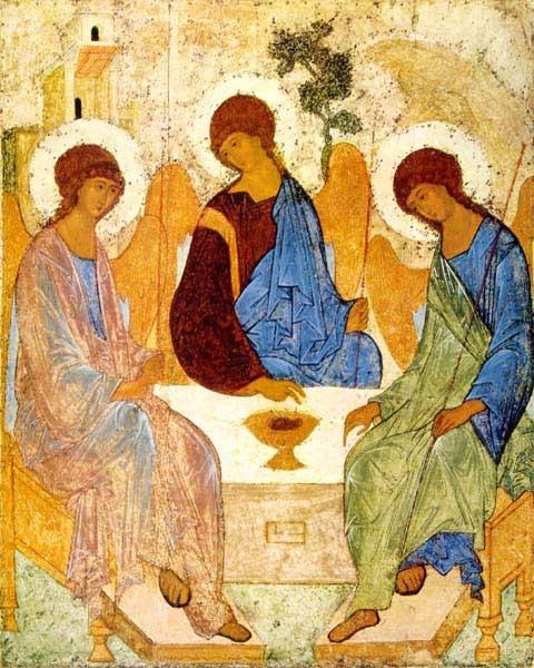 Május 27 - Szentháromság vasárnapja