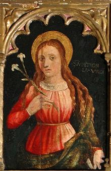 Szent Petronella