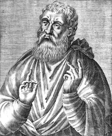 Június 1- Szent Jusztinusz vértanú