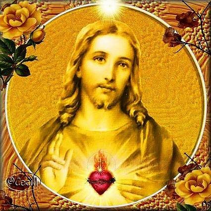 Június 3- Jézus Szentséges Szíve (Főünnep)