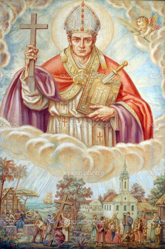 Június 5. - Szent Bonifác püspök és vértanú