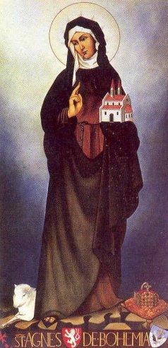 Június 8- Prágai Szent Ágnes