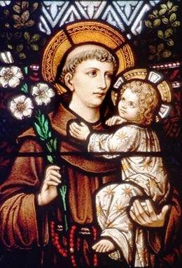 Június 13- Páduai Szent Antal