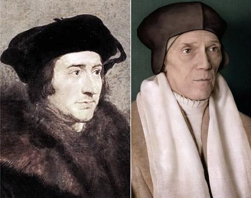 Június 22 - Fisher Szent János és Mórus Szent Tamás vértanúk