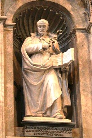 Július 5- Zaccari Szent Antal Mária