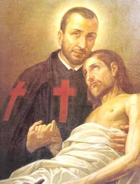 Július 14- Lellisi Szent Kamill