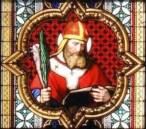 Július 20- Szent Apollinaris püspök és vértanú