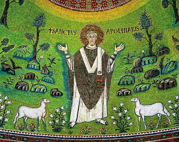 Július 30 - Aranyszavú Szent Péter