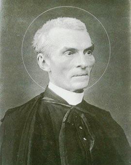 Augusztus 2- Eymard Szent Péter Julián, rendalapító