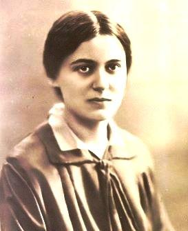Augusztus 9- A keresztről nevezett Szent Terézia Benedikta (Edith Stein), Európa társvédőszentje