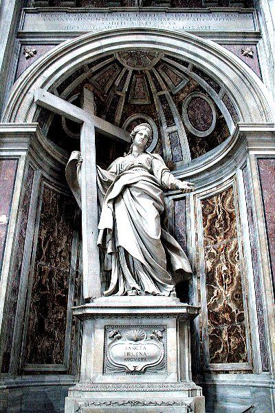 Augusztus 18- Szent Ilona császárné, a Szent Kereszt megtalálója