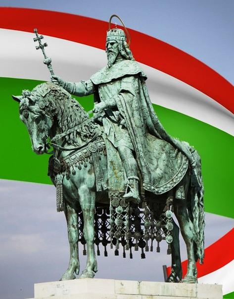 Augusztus 20- Szent István király, Magyarország fővédőszentje