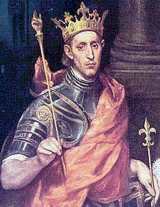 Augusztus 25- Szent IX. Lajos francia király
