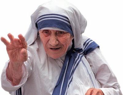Szeptember 4- Évközi 23. vasárnap, Teréz anya szentté avatásának napja