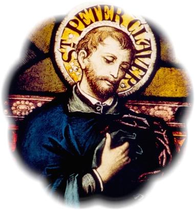 Szeptember 9- Claver Szent Péter